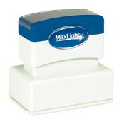 XL2-125 Pre-Inked Stamp