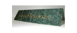 Marble Desk Nameplattes