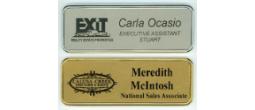 Metal Framed Badge/Includes Magnetic Fasterner