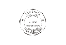 AL Engineer Seal ELR
