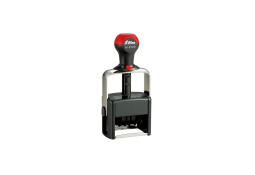 Shiny H-6103 heavy duty self-inking date stamp