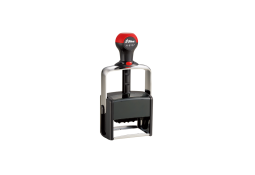 Shiny H-6107 heavy duty self-inking date stamp