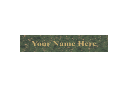 NP210 name plates are available in several eye-catching colors.