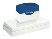 Maxlight XL pre-inked stamps